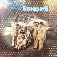 LP / LOS SONOR'S / BAILEMOS CON LOS SONOR'S