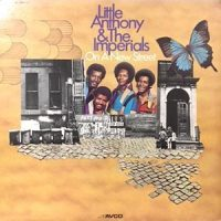 LP / LITTLE ANTHONY & THE IMPERIALS / ON A NEW STREET