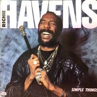 LP / RICHIE HAVENS / SIMPLE THINGS