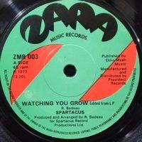 7 / SPARTACUS / WATCHING YOU GROW / CHILDREN