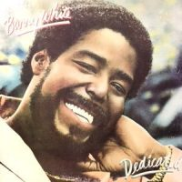 LP / BARRY WHITE / DEDICATED