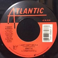 7 / SINITTA / I JUST CAN'T HELP IT / RIGHT BACK WHERE WE STARTED FROM