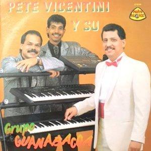 LP / PETE VICENTINI Y SU GRUPO GUANABACOA / PETE VICENTINI Y SU GRUPO GUANABACOA