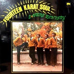 LP / FOURTEEN KARAT SOUL / LOVERS' FANTASY