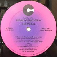 12 / BOB MARLEY / REGGAE ON BROADWAY