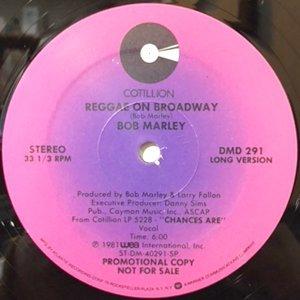 12 / BOB MARLEY / REGGAE ON BROADWAY