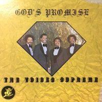 LP / THE VOICES SUPREME / GOD'S PROMISE