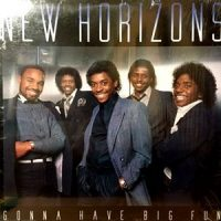 LP / NEW HORIZONS / GONNA HAVE BIG FUN