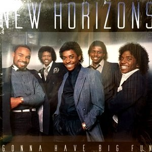 LP / NEW HORIZONS / GONNA HAVE BIG FUN