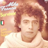 12 / MIKE FRANCIS / SURVIVOR