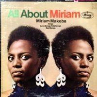 LP / MIRIAM MAKEBA / ALL ABOUT MIRIAM