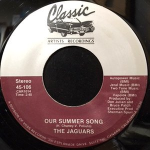 7 / JAGUARS / OUR SUMMER SONG / MELLOW SUNDAY