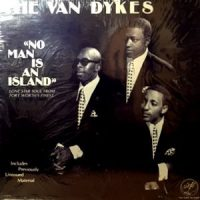 LP / VAN DYKES / NO MAN IS AN ISLAND