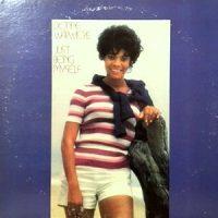 LP / DIONNE WARWICKE / JUST BEING MYSELF