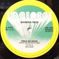 12 / SANDRA REID / FEELS SO GOOD / DON'T GO