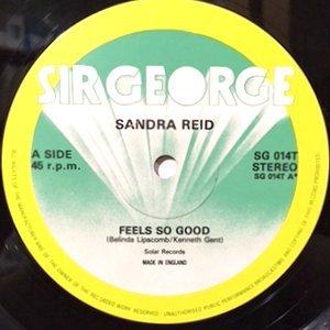 12 / SANDRA REID / FEELS SO GOOD / DON'T GO