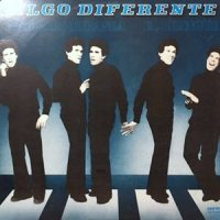 LP / ARMANDO MIRANDA / ALGO DIFFERENTE
