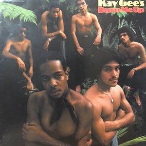LP / KAY GEES / BURN ME UP