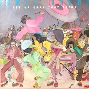 LP / JAMES BROWN / GET UP OFFA THAT THING