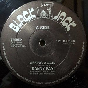 12 / DANNY RAY / SPRING AGAIN / THE BIRD MAN DUB