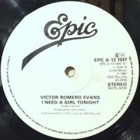 12 / VICTOR ROMERO EVANS / I NEED A GIRL TONIGHT / TWO TIMING