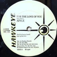 12 / APPLE / FOR THE LOVE OF YOU / LOVING VERSION