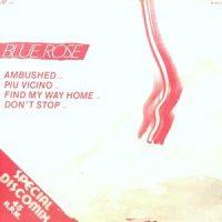 12 / BLUE ROSE / AMBUSHED / PIU VICINO / FIND MY WAY HOME / DON'T STOP