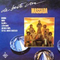 LP/ MASSADA / DE BESTE VAN MASSADA