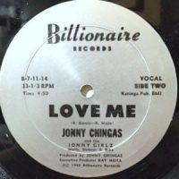12 / JONNY CHINGAS / LOVE ME