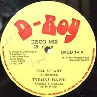 12 / TYRONE DAVID / TELL ME WHY