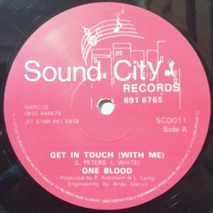 12 / ONE BLOOD / GET IN TOUCH WITH ME / NO TEARS WOMAN