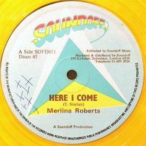 12 / MERLINA ROBERTS / HERE I COME