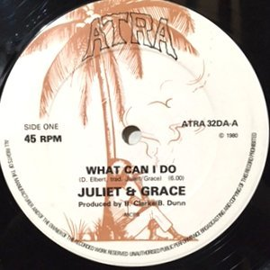 12 / JULIET & GRACE / WHAT CAN I DO