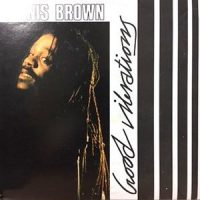LP / DENNIS BROWN / GOOD VIBRATIONS