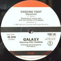 12 / GALAXY (PHIL FEARON) / DANCING TIGHT (DANCEMIX) / INST