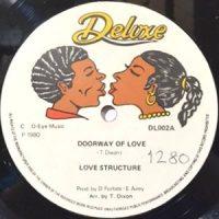 12 / LOVE STRUCTURE / DOORWAY OF LOVE / PASSAGE OF LOVE