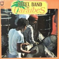 LP / STEEL BAND DES CARAIBES / STEEL BAND DES CARAIBES