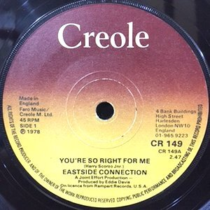 7 / EASTSIDE CONNECTION / YOU'RE SO RIGHT FOR ME / OVER PLEASE