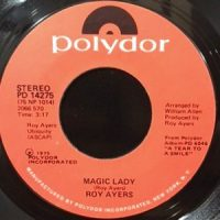 7 / ROY AYERS / MAGIC LADY / NO QUESTION