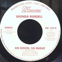 7 / BRENDA RUSSELL / SO GOOD, SO RIGHT