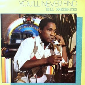 12 / BILL FREDERICKS / YOU'LL NEVER FIND