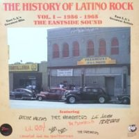 LP / V.A. / THE HISTORY OF LATINO ROCK VOL.1 (THE EASTSIDE SOUND)
