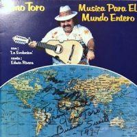 LP / YOMO TORO / MUSICA PARA EL MUNDO ENTERO