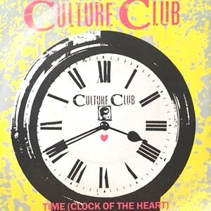 7 / CULTURE CLUB / TIME (CLOCK OF THE HEART)