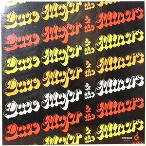 LP / DAVE MAJOR & THE MINORS / SECOND RECORD ALBUM
