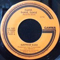 7 / SURPRISE BAND / DANSE, DANSE, DANSE / DISCO CONGA PART 2