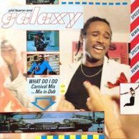 12 / PHIL FEARON AND GALAXY / WHAT DO I DO (CARNIVAL MIX) / (PINA COLADA MIX-IN-DUB)