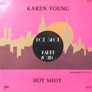 12 / KAREN YOUNG / HOT SHOT