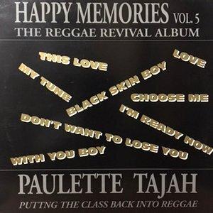 LP / PAULETTE TAJAH / HAPPY MEMORIES VOL.5