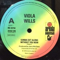 12 / VIOLA WILLS / GONNA GET ALONG WITHOUT YOU NOW